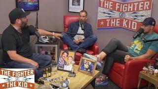 Bert Kreischer on Joe Rogan and Bill Burr Telling Him To Stop Doing TV