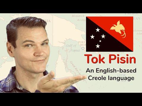 Tok Pisin: The English-Based Creole of Papua New Guinea