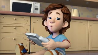Новые МультФильмы - Фиксики - Робот(ДимДимыч мечтает получить на свой день рождения игрушку - радиоуправляемого робота. Родители хотели сделат..., 2014-03-28T12:47:00.000Z)