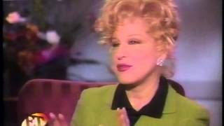 Bette Midler - Diva Las Vegas Interview 1997