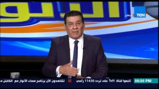 مساء الانوار - مدحت شلبي ... رئيس نادي إنبي يرفض رحيل طارق العشري قبل نهاية الموسم