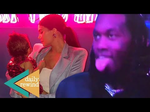 Offset REACTS During Cardi B's Grammy Performance! Kylie Goes ALL Out For Stormi's Birthday! | DR Mp3