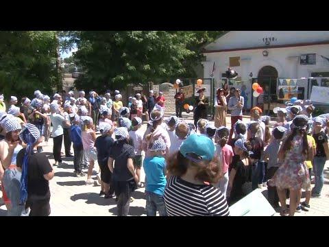 """В Саках открылся """"Остров сокровищ"""" - привью к видео ASrcBXeo7xk"""
