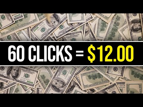 Get Paid Per Click 2021 ($1,200) | EARN FAST PayPal Money Online For Free (Make Money Online)