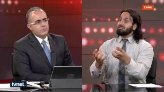 Hamza Tzortzis TVNET'e konuk oldu