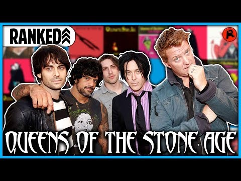 Every Queens of the Stone Age Album Ranked WORST to BEST