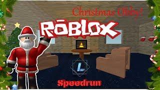 [ROBLOX|SPEEDRUN] CHRISTMAS OBBY! [65 STAGES] | 8:53 min. » Ludaris