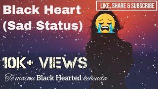 Download lagu Black Heart Sara Khan whatsapp ststus | ItsVRCreation