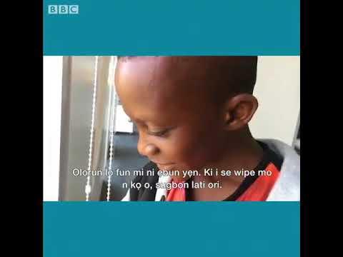 Megabyte Interviewed On @bbcnewsyoruba For the Full interview Check out BBC Yoruba