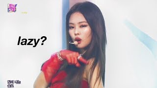 let's talk about jennie...