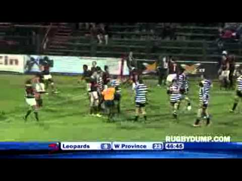 Watch Rugby Free (A Ball In The Balls - Leopards Vs Western Province)