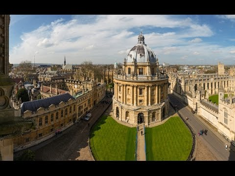 Top Tourist Attractions in Oxford: Travel Guide England