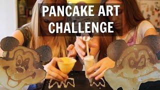 Pancake Art Challenge   Specijal za 50K