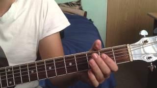 Mi pequeño mundo guitarra requinto tutorial (Full HD)