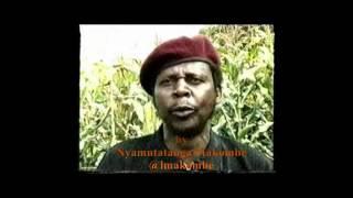 Tribute to Cde Chinx (Dick Chingaira)