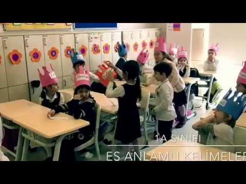 1. Sınıflar Eş Anlamlı Kelimeleri Sınıf İçi Etkinliği