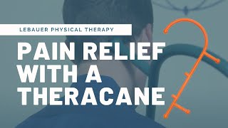 Myofascial Release & Self Massage with a Theracane -Greensboro, NC