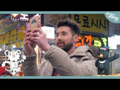 Free Samples! Korea Market Food: Jeongseon Arirang Market