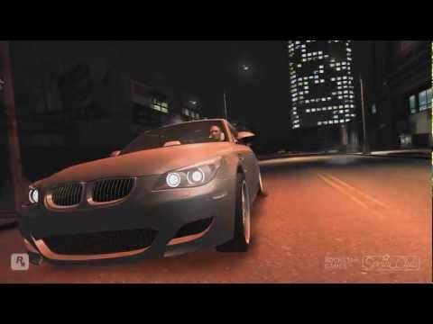 BMW M5 e60 Emre AKIN Edition