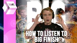 Video How to Listen to Big Finish download MP3, 3GP, MP4, WEBM, AVI, FLV November 2017