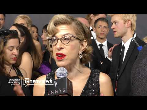 "Emmy nominee Jackie Hoffman on her period costumes on ""Feud"" - 2017 Primetime Emmys"