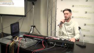 NAMM Musikmesse Russia 2015 - MusicMagTV Семинар Железные и программные синтезаторы.