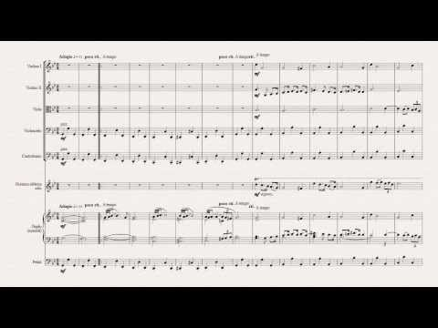 Adagio in G minor Albinoni  Electric guitar  & Orchestra