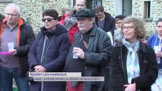 Magny-les-Hameaux : quel avenir pour la ferme de Buloyer ?
