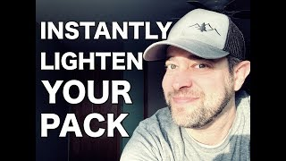 Lighten Your Backpack Fast - Helpful Tips For A Lighter More Comfortable Trip