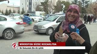 MİKROFON SİZDE KOZAKLI'DA