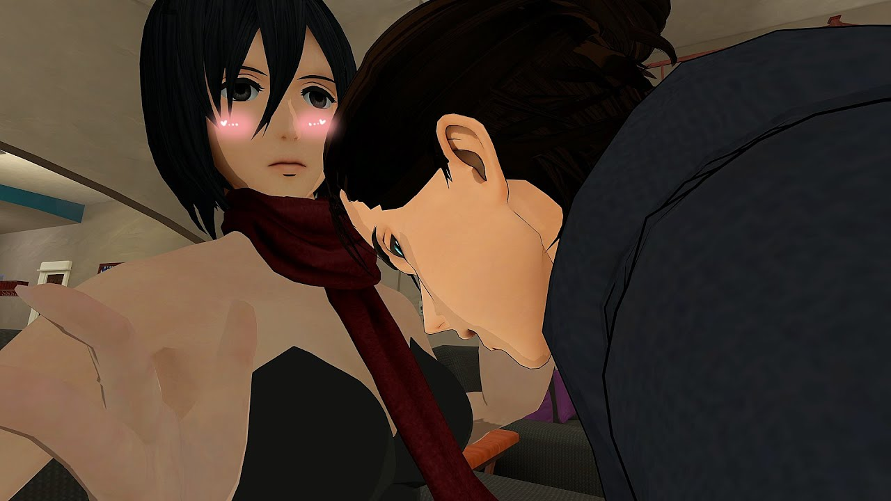 Mikasa need's Therapy... (AOT VR)