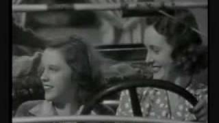 Judy Garland & Walter Pidgeon - On the Bumpy Road to Love