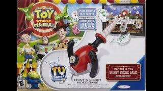 Plug n Play Games: Toy Story Mania
