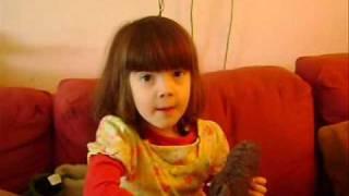 Naomi's Alef Bais Siyum Video