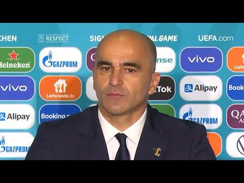 Belgium 1-2 Italy - Roberto Martínez - Post-Match Press Conference - Quarter-Final - Euro 2020