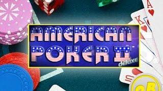 Online Casino || American Poker II  [Zuschauermodus]