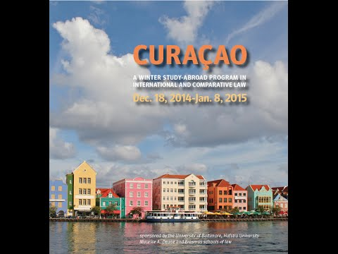 Curacao Winter Study Abroad Program 2014/2015