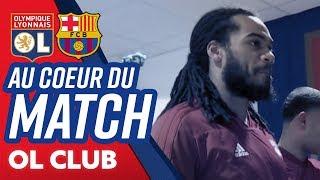 [INSIDE] Road to Madrid  : Dans les coulisses du choc OL / Barça | Olympique Lyonnais