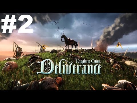 Kingdom Come: Deliverance (2) Problem z Ptaszkiem