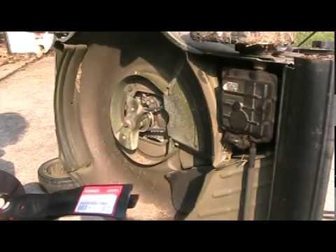 Honda lawn mower Parts Hrx2172vka carburetor Adjustment tool