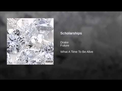 DRAKE FT FUTURE SCHOLARSHIP (OFFICIAL AUDIO)