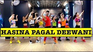 Hasina Pagal Deewani | Bollywood Zumba | Indoo Ki Jawani | Mika Singh | Kiara Advani | Vishal Zumba