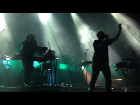 SBTRKT ft. Tev'n - Temporary View (Live) @ Longitude Festival 2015