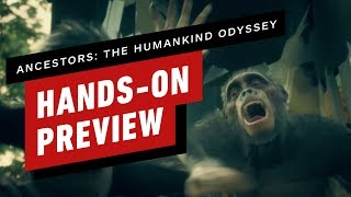 Ancestors: The Humankind Odyssey Preview - Mankind in Jeopardy
