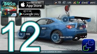 NEED FOR SPEED No Limits Android iOS Walkthrough - Part 12 - Car Series: Fiesta Fiesta: Chapter 1