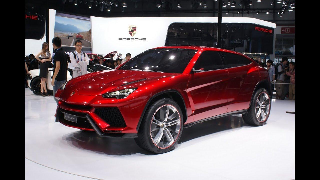Lamborghini Suv Price >> 2015 Lamborghini Urus Concept Review Release Date Price Features