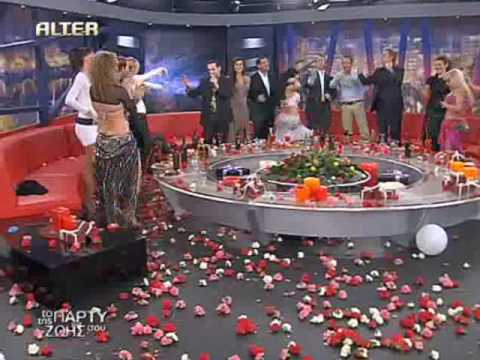 To Party Ths Zohs Soy - Lefteris Pantazis.wmv