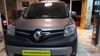 Renault Kangoo 2017 5'' Dikiz ayna monitor Geri göriş kamera oto Dvr yol Kayıt kamera uygulaması