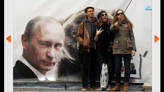 【AFP=時事】ロシア内務省は7日、危険なポーズでの「自分撮り(セルフ...