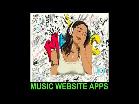 Music Website Apps - Free Download MP3